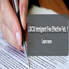 Post image for Another Fee! Implementation of New Added USCIS Immigrant Fee Effective Feb. 1